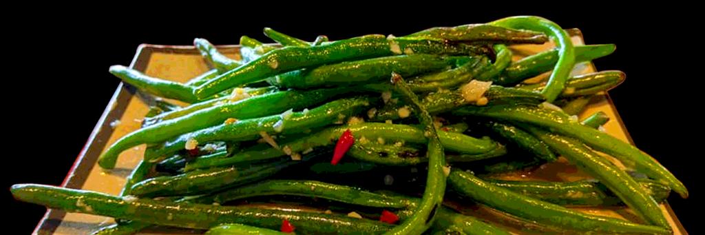 Loco Jos Szechuan Green Beans