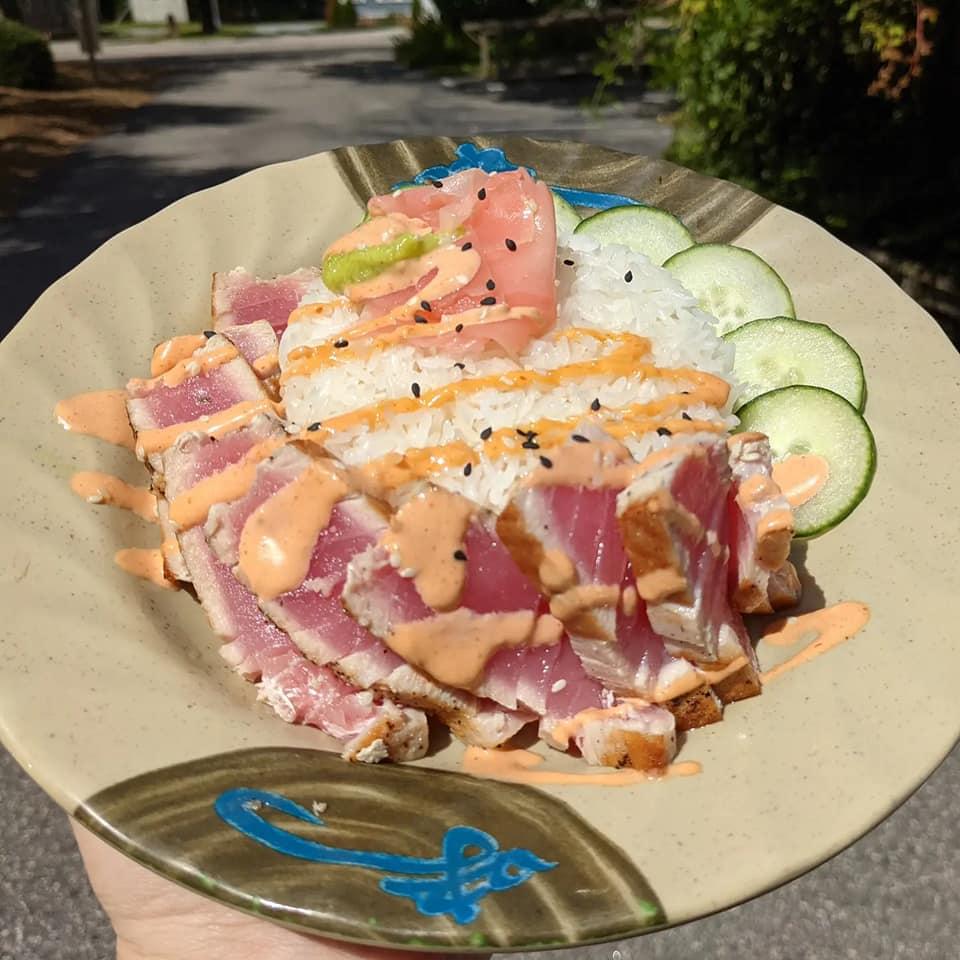 Sashimi-Tuna